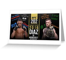 Diaz McGregor Greeting Card