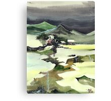 Wilderness 1 Canvas Print