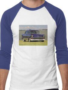 '56 Chevy Men's Baseball ¾ T-Shirt
