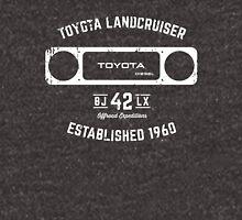 Toyota 40 Series Landcruiser BJ42 LX Square Bezel Est. 1960 Hoodie