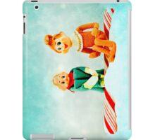 Elf First Date iPad Case/Skin