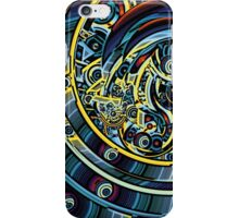 Abstract Rainbow No. 6 iPhone Case/Skin