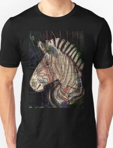 Street Zebra Unisex T-Shirt