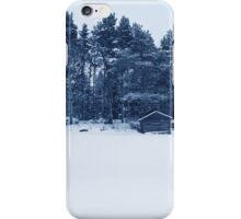Whiteness iPhone Case/Skin