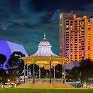 Adelaide at Night by Ray Warren