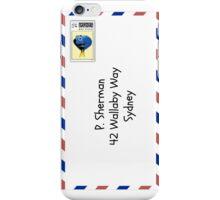 P. Sherman 42 Wallaby Way Sydney Design iPhone Case/Skin