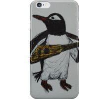 Signature Penguin iPhone Case/Skin