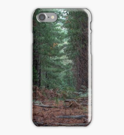 Mount Macedon Forest iPhone Case/Skin