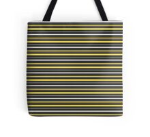 Bee Stripes Tote Bag