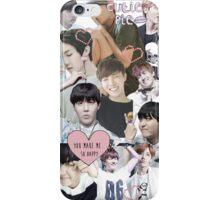 J-Hope Collage iPhone Case/Skin