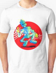 Rockabilly Robot T-Shirt