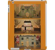 Boggis, Bunce & Bean iPad Case/Skin