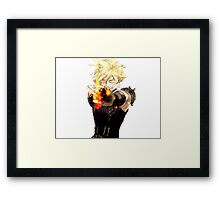 Cloud Strife - Final Fantasy VII Framed Print