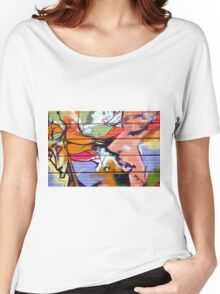 Toronto Faces Women's Relaxed Fit T-Shirt