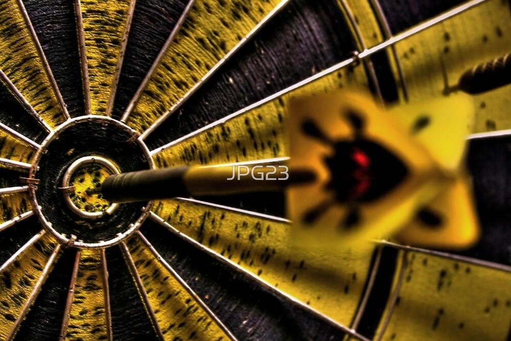 Darts anyone? by Aaron Lafreniere