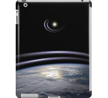 power source iPad Case/Skin