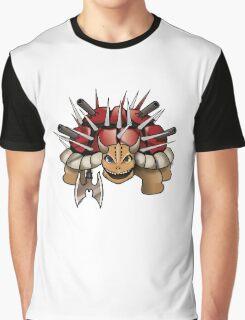 DEATH TURTLE Graphic T-Shirt