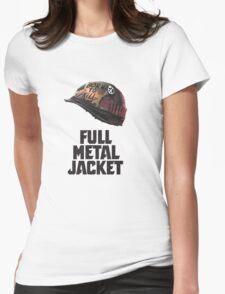 full metal Womens Fitted T-Shirt