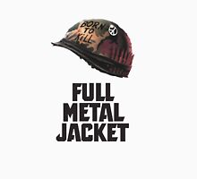 full metal Unisex T-Shirt