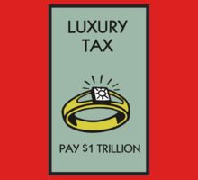Luxury Tax by PuppaBear27