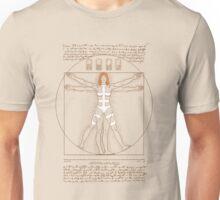 Vitruvian Leeloo Unisex T-Shirt
