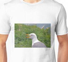 Lesser Black Backed Gull (Larus fuscus) Unisex T-Shirt