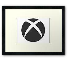 xbox lover Framed Print