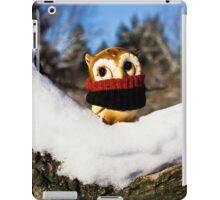 Harvey the Owl IV iPad Case/Skin