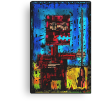 Ned Kelly Canvas Print