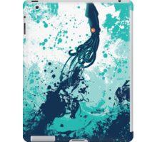 Squid Splash iPad Case/Skin
