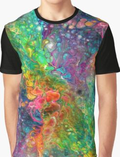 Reality is Melting Graphic T-Shirt
