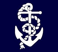 Anchors Aweigh by HeyHannahNicole