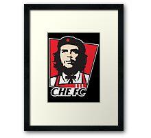 CHE FC Framed Print