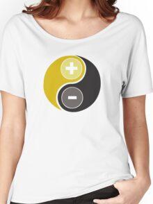 Zenyatta Yin Yang Women's Relaxed Fit T-Shirt