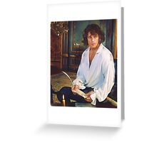 Outlander Jamie Greeting Card