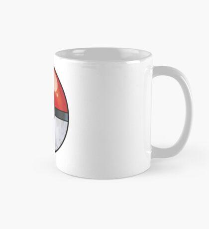 Pokeball Pokemon GO Mug