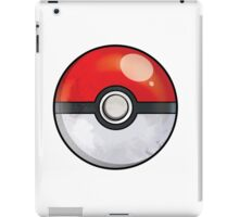 Pokeball Pokemon GO iPad Case/Skin