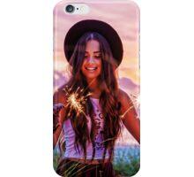 PEACEFULNESS  iPhone Case/Skin