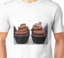 Chocolate cakes Unisex T-Shirt