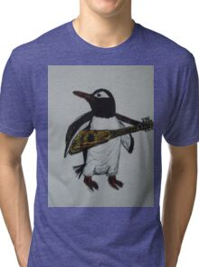 Signature Penguin Tri-blend T-Shirt