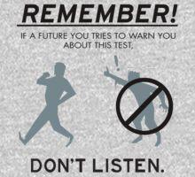 Remember! Kids Tee