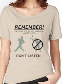 Remember! Women's Relaxed Fit T-Shirt
