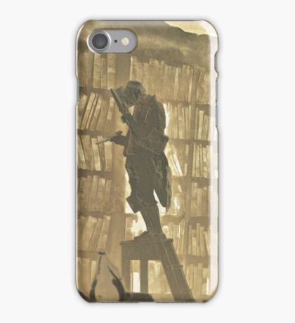 The Librarian iPhone Case/Skin