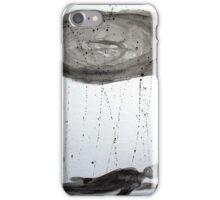 UN CUERPO DESCONOCIDO BAJO LA LLUVIA (an unknow body under the rain) iPhone Case/Skin