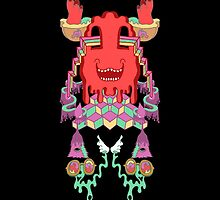 Bloblocks by Michael Blais