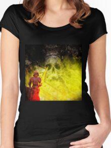 Prague Mashup Women's Fitted Scoop T-Shirt