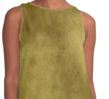 Brown, old and faded Contrast Tank