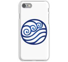 Avatar water symbol iPhone Case/Skin