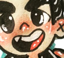 Teddy Boy Joj Stickers Sticker