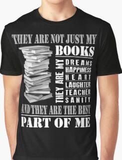 MY BOOKS Graphic T-Shirt